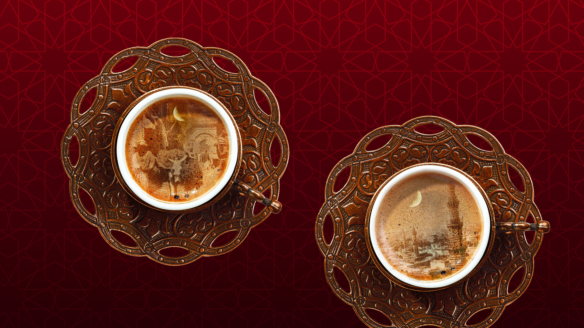 Al Qahwa – Maryem Tollar, Ernie Tollar, Demetri Petsalakis, Naghmeh Farahmand