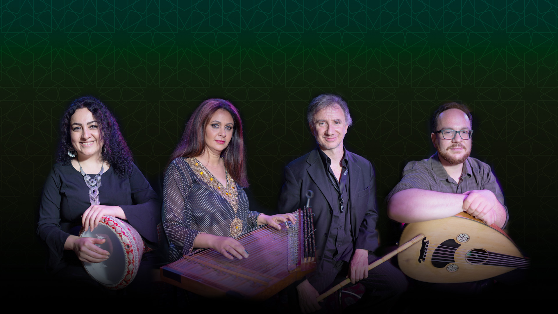Al Qahwa - Maryem Tollar, Ernie Tollar, Demetri Petsalakis, Naghmeh Farahmand